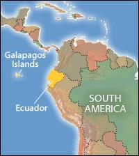 Where are is Galapagos